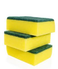Don't use this sponge.