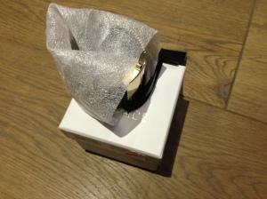 High End Haul Versace Bracelet Black