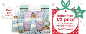 Boots Star Laura Ashley Gift