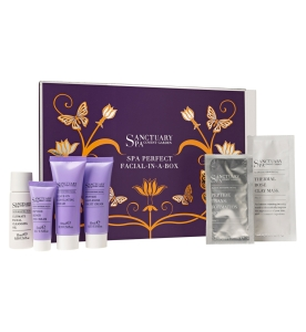 Sanctuary Spa Facial In a Box