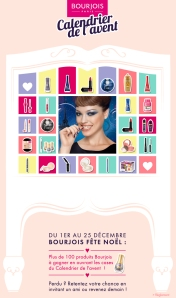 Bourjois Advent Calender