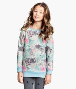 hmprod girl blue jumper