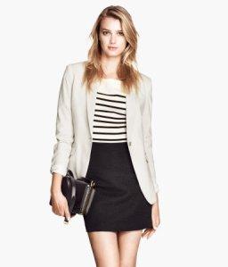 hmprod white blazer