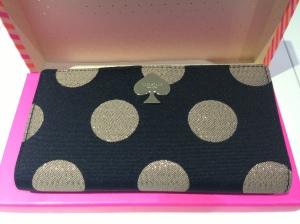 Kate Spade Wallet Front