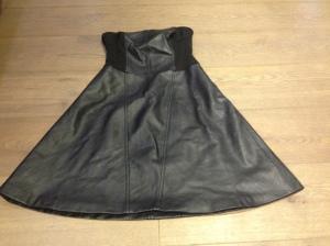 Rachel Roy Leather Dress